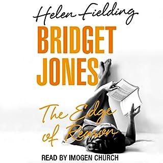 Bridget Jones: The Edge of Reason audiobook cover art