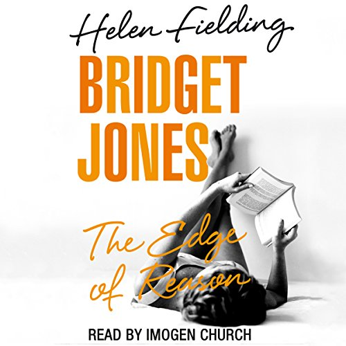 Couverture de Bridget Jones: The Edge of Reason