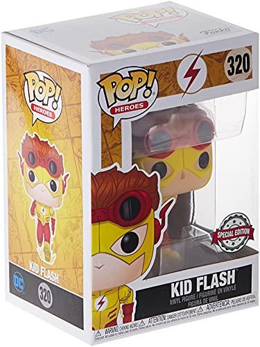 Funko POP! Heroes: DC #320 - Kid Flash Exclusive