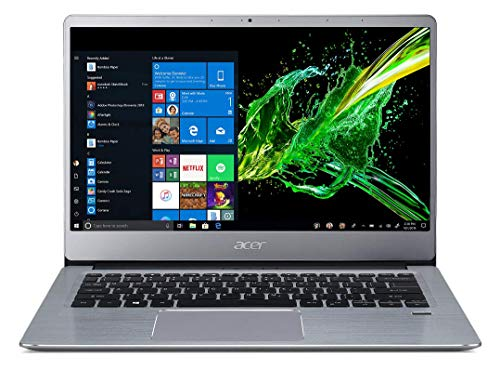 Acer Swift 3 Athlon SF314-41 14-inch Thin and Light Notebook (AMD Athlon...