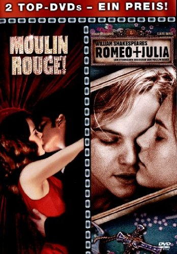 Moulin Rouge / William Shakespeare's Romeo & Juliet [2 DVDs]
