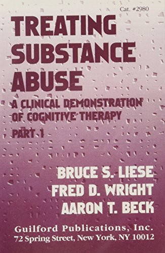 Treating Substance Abuse: A Clinical Demonstration of Cognitive Therapyの詳細を見る