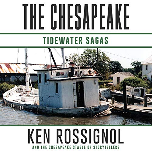 The Chesapeake: Tidewater Sagas audiobook cover art