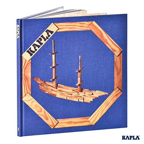 Kapla - Jeu éducatif - Livre d'art - Tome 2