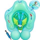 Flotador de Natación para Bebés con Asiento...