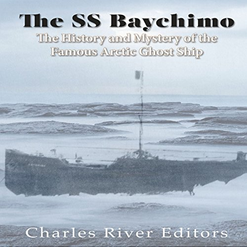 The SS Baychimo audiobook cover art