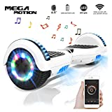 Mega Motion Self Balance Scooter E1 - Gyrop ode électrique 6.5'-Bluetooth-Gift