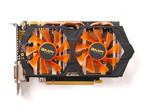 Zotac ZT-70402-10P NVIDIA GTX 760 Grafikkarte (PCI-e, 2GB GDDR5 Speicher, 2X DVI, HDMI, DisplayPort, 1 GPU)