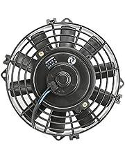 MuChangZi Universal del Coche del Aire Acondicionado Ventiladores del Condensador