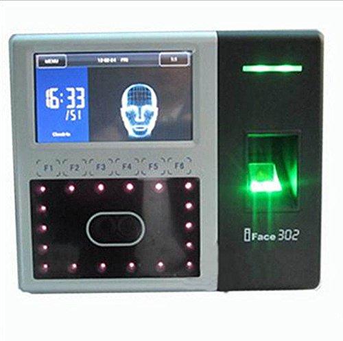 ZK Software iFace302Identificación biométrica tiempo asistencia lector de cara dedo