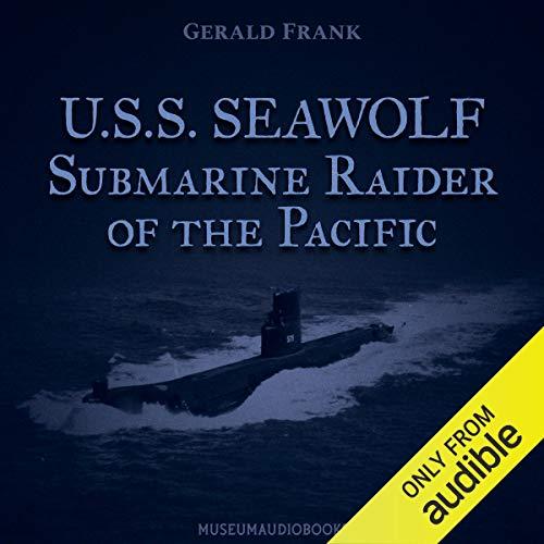 U.S.S. Seawolf Audiobook By Gerold Frank cover art