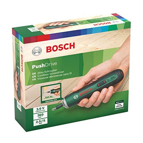 BOSCH(ボッシュ)『コードレスドライバーPUSHDRIVE』