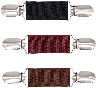 Bestoyard - Clips para chaqueta de punto, unisex, sencillos, elegantes, para jersey, chaqueta, clips, para hombres y mujer...