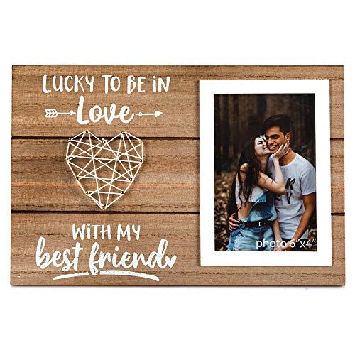Boyfriend and Girlfriend Anniversary, Birthday, Romantic Couples Gift...