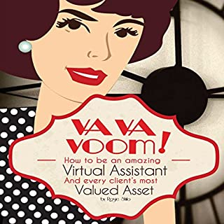 VA VA Voom audiobook cover art