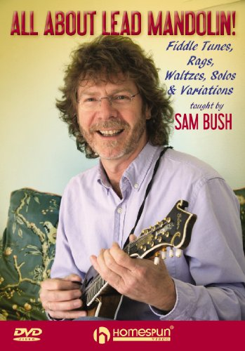 All About Lead Mandolin! taught by Sam Bush