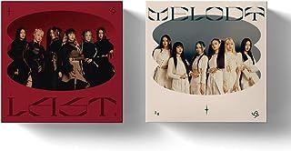エバーグロー - LAST MELODY (3rd Single Album) [Random ver.] CD+フォトブック+ポストカード+フォトカード [韓国盤]