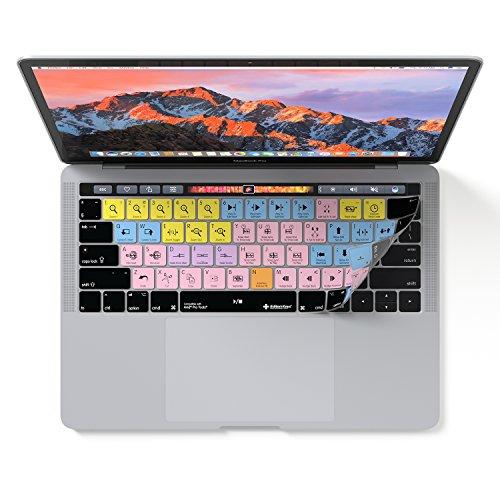 Avid Pro Tools Keyboard Cover für MacBook Pro mit Touch Bar 33cm und 38,1cm