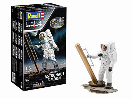 Lunar Landing 18 03702 Apollo 11 Astronaut On, REV-03702