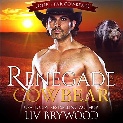 Couverture de Renegade Cowbear: Paranormal Werebear Romance