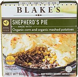 Blakes Frozen Pie Shepherds Organic, 8 oz