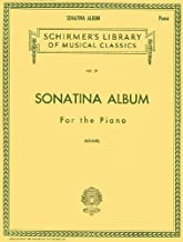 By Hal Leonard Corp. - Sonatina Album for Piano: 30 Favorite Sonatinas, Rondos, and Pieces: (Schirmer's Library of Musical Classics, Vol. 51): (Sheet Music)