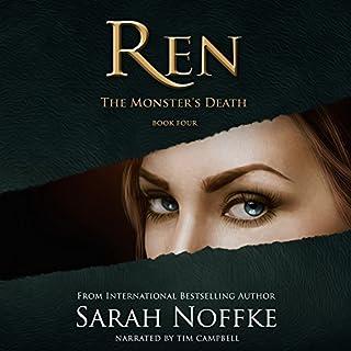 Ren: The Monster's Death audiobook cover art
