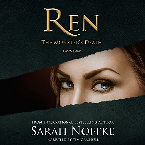 Couverture de Ren: The Monster's Death