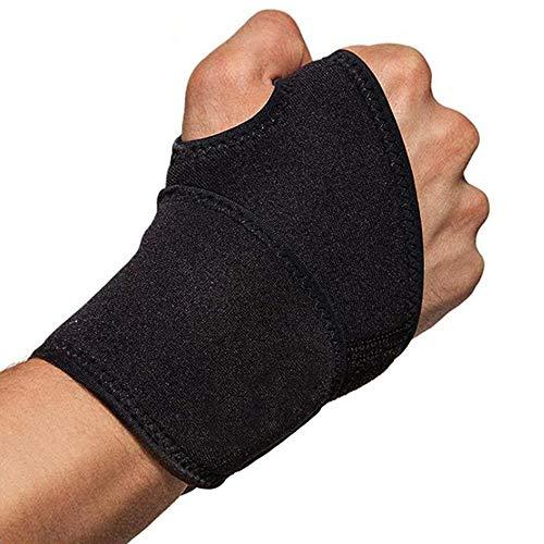 Xinlie Handgelenkbandage Atmungsaktiv Handgelenkschiene Sport Handgelenkschoner Wrist Wraps Handgelenk Bandagen für Fitness, Bodybuilding, Kraftsport & Crossfit für Frauen und Männer Handgelenkstütze