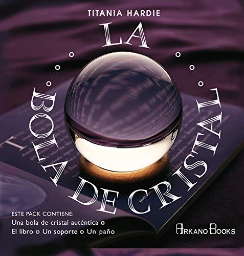 La Bola De Cristal (Tarot y adivinación) Incluye: Libro + Bola con instrucciones