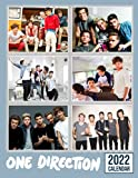 One Direction Calendar 2022: Monthly Photo Poster Planner For Directioners, Home Office Decoration