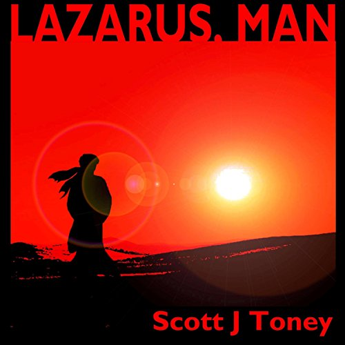 Lazarus, Man audiobook cover art
