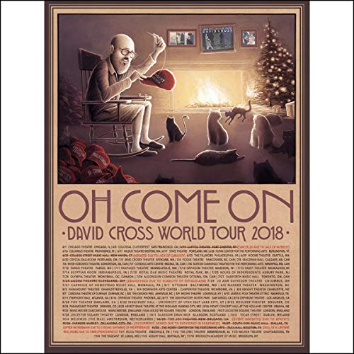 David Cross: Oh, Come On cover art