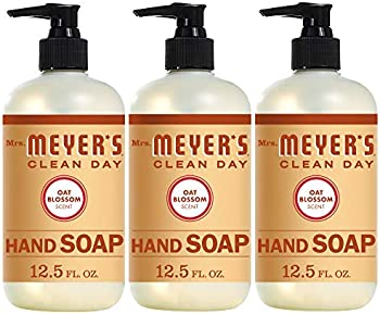 3-Pack Mrs. Meyers Clean Day Liquid Hand Soap, 12.5 Ounce