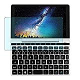 Puccy 2 Pack Anti Blue Light Screen Protector Film, Compatible with GPD Pocket 2S 7' TPU Guard ( Not Tempered Glass Protectors )