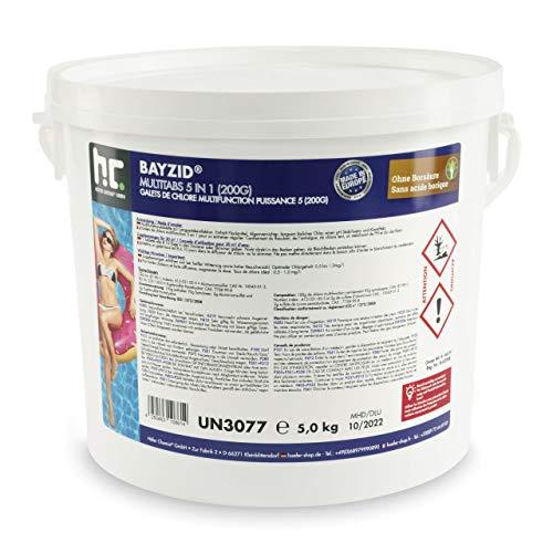 Chlortabletten Test Empfehlungen 04 20 Gartenspring