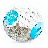 <span class='highlight'><span class='highlight'>Ruluti</span></span> 1PC 18.5CM Cute Pet Toys Hamster Ball Plastic Gerbil Safe Jogging Play Cage Exercise Ball Pet Ball Hamster Toys