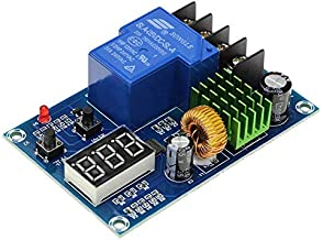 XH-M604 Battery Charger Control Module, DC 6-60V Lithium Battery Charging Protection Switch Board Power Control Module