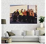 Tattooshe Poster Backstreet Boys Poster American Boys Group