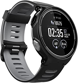 Coros PACE Wrist-Based Heart Rate Monitoring GPS Sports Watch