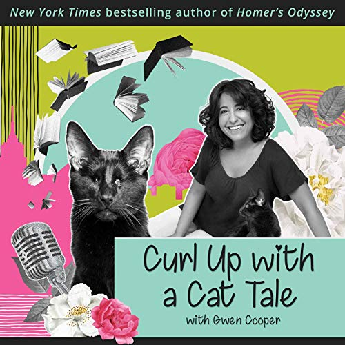 Curl Up with a Cat Tale with Gwen Cooper Podcast By Gwen Cooper cover art
