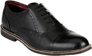Zebra Men's Formal Leather Brogue Shoe