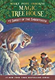 Sunset of the Sabertooth (Magic Tree House (R))