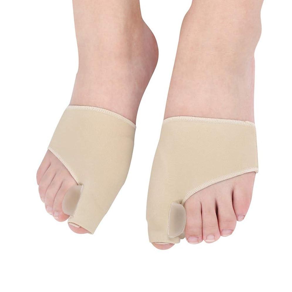 失効聞きますその後外反母ortho装具が足先の大きな足の骨を矯正するオーバーラップと昼夜の整形外科用ベルト (Size : L)