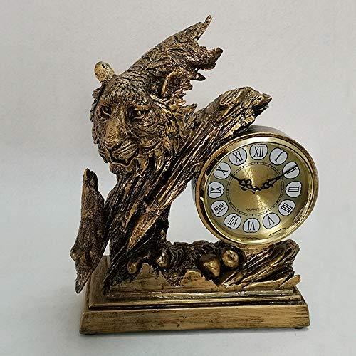 ETH Reloj De Resina De Cabeza De Tigre Pirata Creativo/Pantalla De Esc
