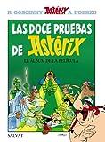 Las doce pruebas de Astérix (Castellano - Salvat - Comic - Astérix)
