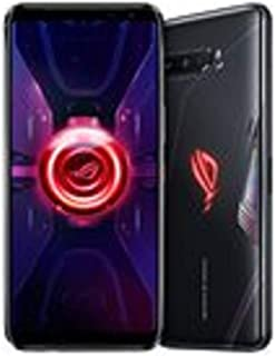 ASUS ROG Gaming Phone 3 (Elite Edition) ZS661KS Dual-SIM 512GB ROM + 16GB RAM Factory Unlocked 5G Smartphone (Black) - Int...