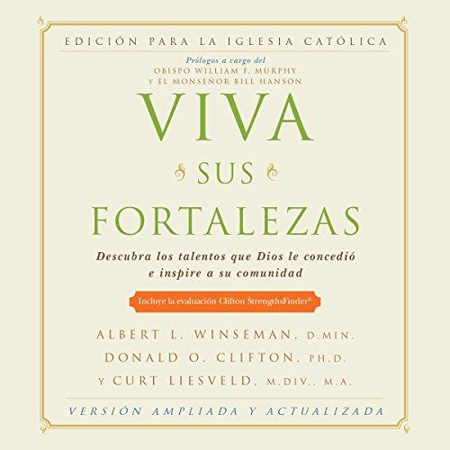 Viva sus fortalezas audiobook cover art