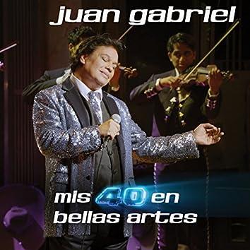 Mis 40 En Bellas Artes (En Vivo Desde Bellas Artes, México/ 2013)