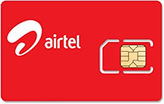 CarX Airtel M2M (Machine to Machine) SIM Card for use in GPS Tracker (1 Year)